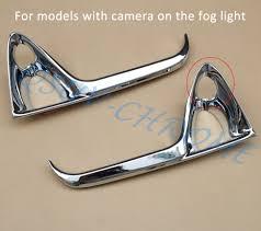 lexus chrome accessories chrome fog light cover for 2016 lexus rx350 rx450h al20 rx 350 450