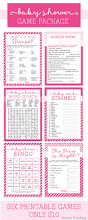 baby shower games for only 10 00 bingo price is right what u0027s