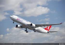 turkish airlines u0027 300th aircraft 2