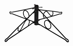 34 tree replacement stand fits 2 pole