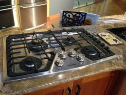 Ge Downdraft Cooktop Kitchen Best 36 Jx3 Gas Downdraft Cooktop Jenn Air Within Prepare