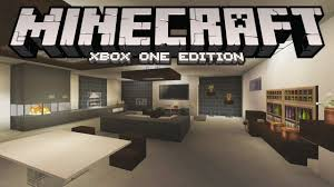 Kitchen And Living Room Design Ideas by Minecraft Xbox 360 U0026 Ps3 Modern House Interior Design Kitchen