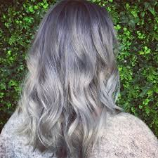 how to bring out gray in hair grey ombré hair is going to be your new beauty obsession photo 1