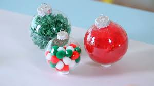 how to make easy ornaments