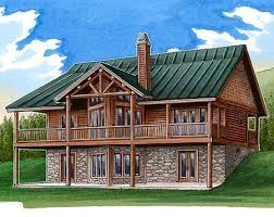 house plan w1901 detail from drummondhouseplans plan 24110bg vaulted great room rustic house plans covered decks