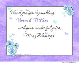 thank you notes for baby shower baby shower thank you card ideas fotomagic info