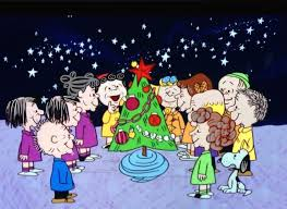 peanuts characters christmas a brown christmas 50 years later purple clover