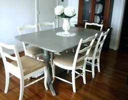 painted kitchen tables impressive painted kitchen table medium