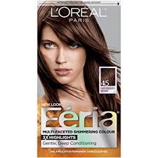 amazon com l oréal paris feria permanent hair color 45 french