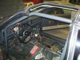 1969 camaro roll cage building your roll cage what you should chevy