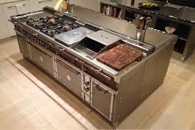 Kitchen Stove Island by Miami Steel Island Kitchen Island Kitchens From Officine Gullo