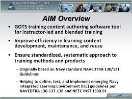Navair Help Desk Overview September Agenda Overview Of Aim Introduction To Aim Team