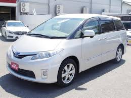 2011 toyota estima hybrid x used car for sale at gulliver new