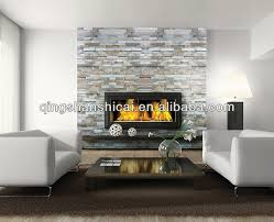 Slate Cladding For Interior Walls Composite Honey Gold Natural Slate Stone Wall Cladding Fireplace