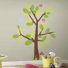 stickers arbre chambre enfant stickers arbre dans la chambre bébé et enfant en 28 idées