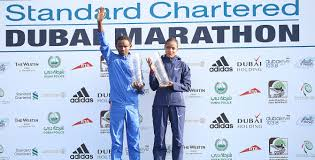 Dubai On A Map Standard Chartered Dubai Marathon Official Site