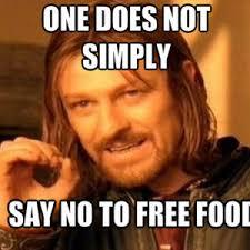 Free Food Meme - i love free food by abdulvilla7 meme center
