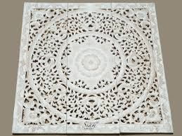 carved wood framed wall wall designs wood carved wall white washed carved white