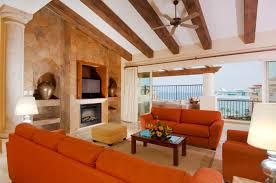three bedroom villa suite at villa del arco in cabo san lucas