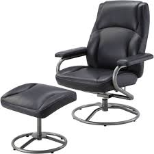 Recliner Office Chair Recliner And Ottoman Set Multiple Colors Walmart Com