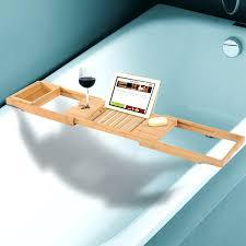 bathroom caddy ideas articles with bathtub shelf height tag stylish bath tub shelf to