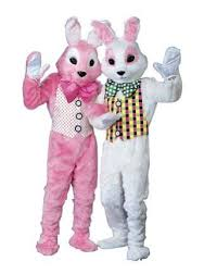 easter bunny costume rubies easter bunny costume me thinks just creepy