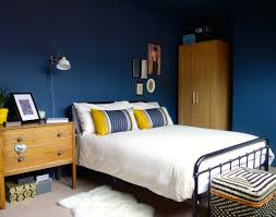 Dark Blue Bedroom by Moody Interior Breathtaking Bedrooms In Shades Of Blue U2013 Home Info