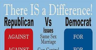 Democrat Memes - republicans vs democrat beliefs brilliantly compared meme
