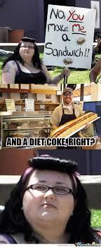 Diet Coke Meme - and a diet coke right by bakoahmed meme center