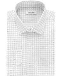 shop men u0027s calvin klein shirts from 35 lyst page 69