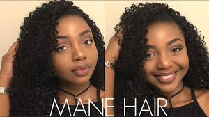 3a Curly Hair Extensions by Curly Hair Under 50 Mane Hair Review Youtube