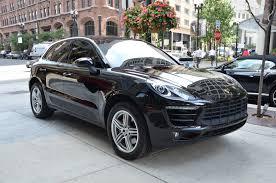 Porsche Macan S - 2016 porsche macan s stock m466a for sale near chicago il il