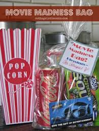 Movie Night Gift Basket Ideas If You Need A Quick Neighbor Gift Make This Easy Redbox Movie