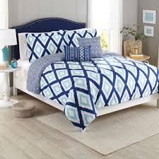 Bedroom Bed Comforter Set Bunk by Better Homes And Gardens 5 Piece Bedding Comforter Set Diamond