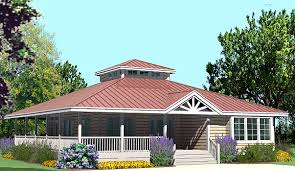 southern home plans with wrap around porches hip cottage with wrap around porch 1423 sf southern cottages