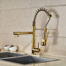 Aquabrass Kitchen Faucets Gold Faucet Kitchen Sinks And Faucets Decoration