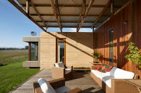 Earth Homes by Gallery Of Glenhope House Joh Architects 7