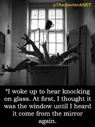 Horror Face Meme - 5th true short horror story go see your face in the mirror