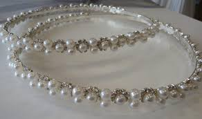 stefana crowns weddings orthodox wedding crowns orthodox stefana pearl
