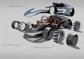 porsche cartoon drawing porsche 911 vision esquisite concept cars diseno art