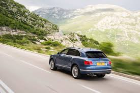 sporty all electric bentley car bentley u0027s next suv will be an electric vehicle plug in hybrids to