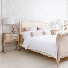 Bedroom Ideas With Upholstered Headboards Bed Frames Upholstered King Sleigh Bed Upholstered Headboard