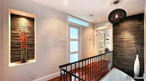 Home Interior Photos by Interior Stone Wall Design Ideas Youtube