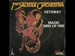 the salsoul orchestra getaway 1977