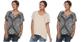 kohl u0027s cardholders maternity tops as low as 4 45 regularly 36