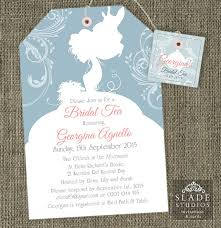 kitchen tea invitation ideas silhouette shower tea invitations bridal shower high tea