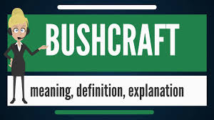 what is bushcraft what does bushcraft mean bushcraft meaning