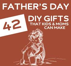 unique fathers day gift ideas 42 s day gifts for kids to make