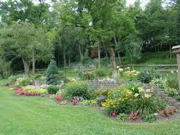 beautiful flower gardens found in lore city ohio gypsy road trip