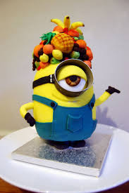 Cool Halloween Birthday Cakes by Best 25 Minion Cakes Ideas On Pinterest Minions Birthday Cakes